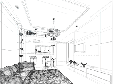 Craft-NYC LLC Interior Blueprint